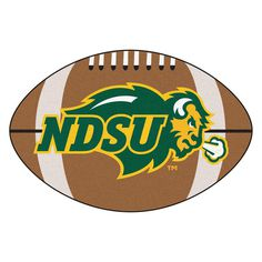 Bison Football Coloring Pages Download Logo Of Ndsu