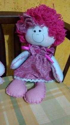 Boneca Isadpra