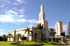 Santo Domingo Dominican Republic Temple. #LDS #MormonTemple