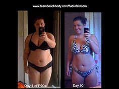 My 1st round of P90X, 40 lb loss in 90 days...I've come so far & I'm still losing and toning! Let me help you reach your goals!  This before pic was taken after baby #2 and c-section #2