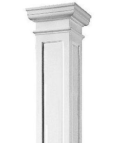 Square Columns Design Pictures Remodel Decor And Ideas
