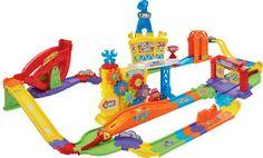 vTech Tut Tut Baby Flitzer - RC Rennbahn » Spielzeugautos - Jetzt online kaufen | windeln.de