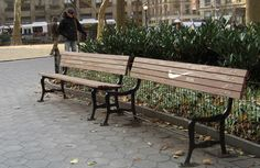 Simple Nike Running 'Park Bench' Campaign