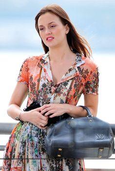 #blair #waldorf #queen #gg #leighton #diva #gossip #girl #season #four #4x04 #touchofeva