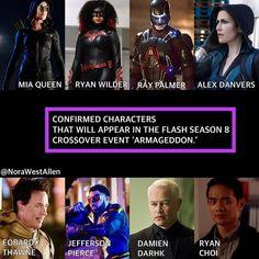 Dc Comics Series, Ray Palmer, Alex Danvers, The Flash Season, Television Program, Crossover, Facts, Superhero, Instagram