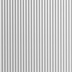 The RIB 2 panel has a vertical stripe pattern throughout, which gives it the ability to add depth and texture to any room. White Fabric Texture, 3d Texture, Tiles Texture, Laminate Wall, Feature Wall Design, Slat Wall, Decorative Panels, Wood Veneer, Textured Walls
