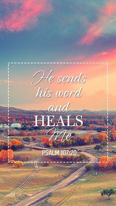 Psalm 107:20
