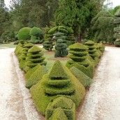 Pearl's Topiary Garden in Bishopville, SC