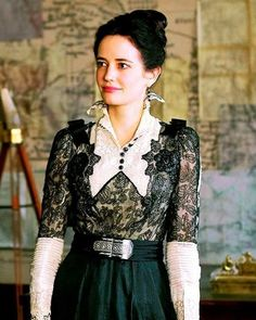 Vanessa Ives . I miss her in Penny Dreadful at the moment...can't wait for season 3. #evagreen #pennydreadful #vanessaives