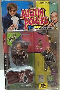 (TAS006698) - Austin Powers Action Figure - Mini Me