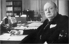 """Success is stumbling from failure to failure with no loss of enthusiasm."" ~ Winston Churchill"
