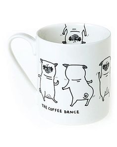 I've never needed anything more than this pug mug.