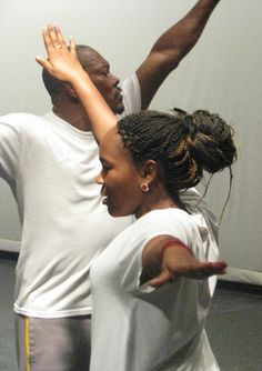 Dance sessions at Ruskin High School