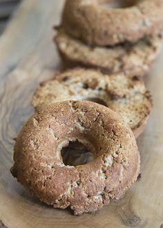 Flour free low carb bagels