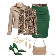 Work Fashion, Trendy Fashion, Womens Fashion, Work Looks, Classy Women, What I Wore, Polyvore Fashion, Midi Skirt, Glamour