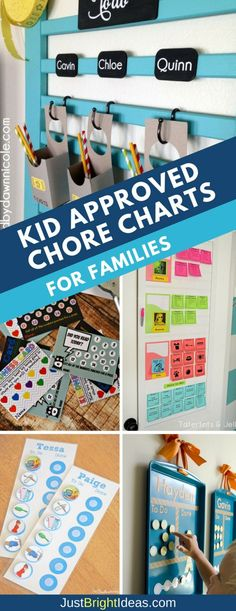 Chore Charts for Families