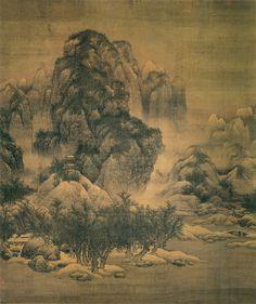 Fan Kuan (990-1030)