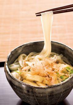 Japanese noodle, Kishimen
