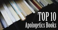 Reasonable Theology's top ten most recommended Apologetics books include resources from Ravi Zacharias, Lee Strobel, Greg Koukl, and other top apologists.