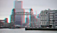 Hefbrug Rotterdam 3D