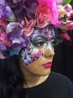 AnjaPiranja - Carnival makeup, make-up and costumes - AnjaPiranja – Carnival .