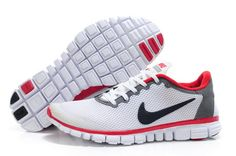 5aa551a4bec74 Buy 2014 Nike Free White Grey Red Black with best discount.All Nike Free  Mens shoes save up.