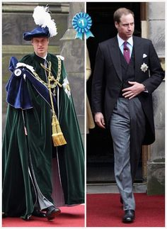 Prince William (The Earl of Strathern in Scotland)