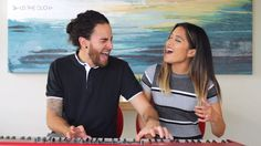 YouTube singing sensations Michael and Carissa Alvarado, known as Us the Duo, are back at it with their roundup of the year's hottest songs.