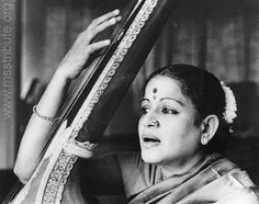 M.S.Subbulakshmi; the queen of Carnatic Music of South India