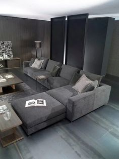 Sofa Design for Living Room. sofa Design for Living Room. Furniture Layout and Decorating Ideas Balance and Symmetry Living Room Sofa Design, Living Room Grey, Home Living Room, Living Room Designs, Living Room Decor, Design Room, Modern Sofa Designs, Sofa Set Designs, L Shaped Sofa Designs