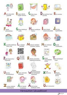 Alphabet, Reading, Alpha Bet, Reading Books