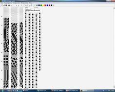 6 around tubular bead crochet rope pattern Spiral Crochet, Bead Crochet Rope, Crochet Bracelet, Beaded Crochet, Bead Crochet Patterns, Peyote Patterns, Weaving Patterns, Bead Loom Bracelets, Bijoux Diy
