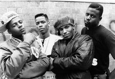 Ultramagnetic MCs Hip Hop Legends, and the group who made me buy my first Drum Machine and start producing music. :)