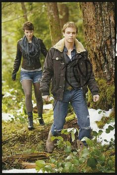 Breaking Dawn part 2. I love Valorie Curry's outfit in this :3