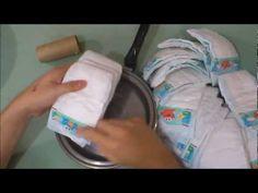 ▶ Medium diaper wheel instructions - YouTube
