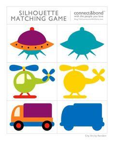 English Activities, Book Activities, Preschool Activities, Baby Games, Games For Kids, Diy For Kids, Transportation Theme Preschool, Handwriting Activities, Material Didático
