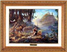 Noahs Ark Framed Art