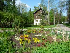 End of April - Kurpark Bad Woerishofen, Bavaria