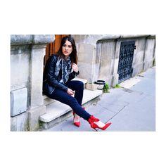 #fashionblogger #mode #ootd #inspiration #france
