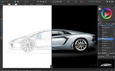 neue Funktionen Affinity Designer