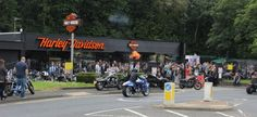 Jennings Harley-Davidson Gateshead Launch Party exceeds all expectations.