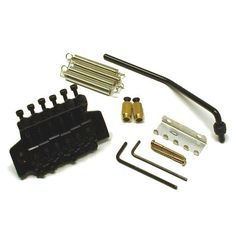Ant Hill Music Floyd Rose Style Floating Tremolo with Hardware Black