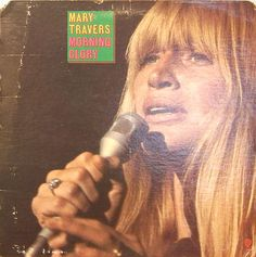 Mary Travers 1936 – 2009 singer-songwriter and member of the folk music group Peter, Paul and Mary, along with Peter Yarrow and Noel (Paul) Stookey. Peter, Paul and Mary was one of the most successful folk-singing groups of the Music Album Covers, Music Albums, Mary Travers, Peter Yarrow, Peter Paul And Mary, Joan Baez, Folk Music, Music Music, Music Love