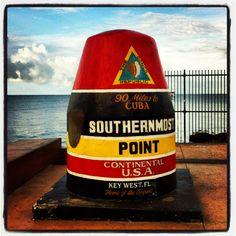 Southern Most Point, Key West, FL
