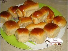 Modelagem de pães caseiros (Espaço das delícias culinárias)