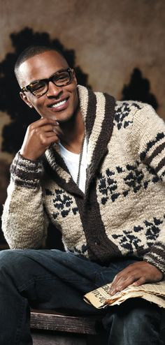 "TI. I find him so attractive, yet he's not even really ""my type"""