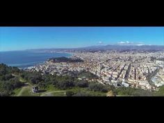 Travel By Drone, Nice, France