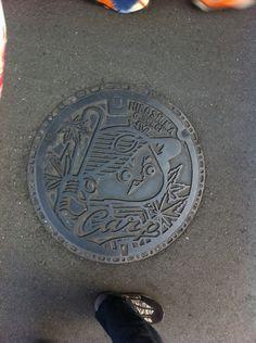 広島マンホール