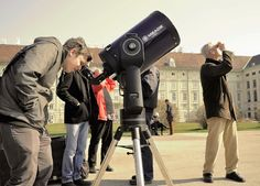 Watching Solar Eclipse Vienna, by apex.archive
