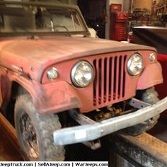 Jeeps For Sale and Jeep Parts For Sale - 1969 Jeep Commando